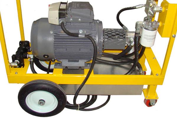 hydraulic concrete cutting equipment - Power Units